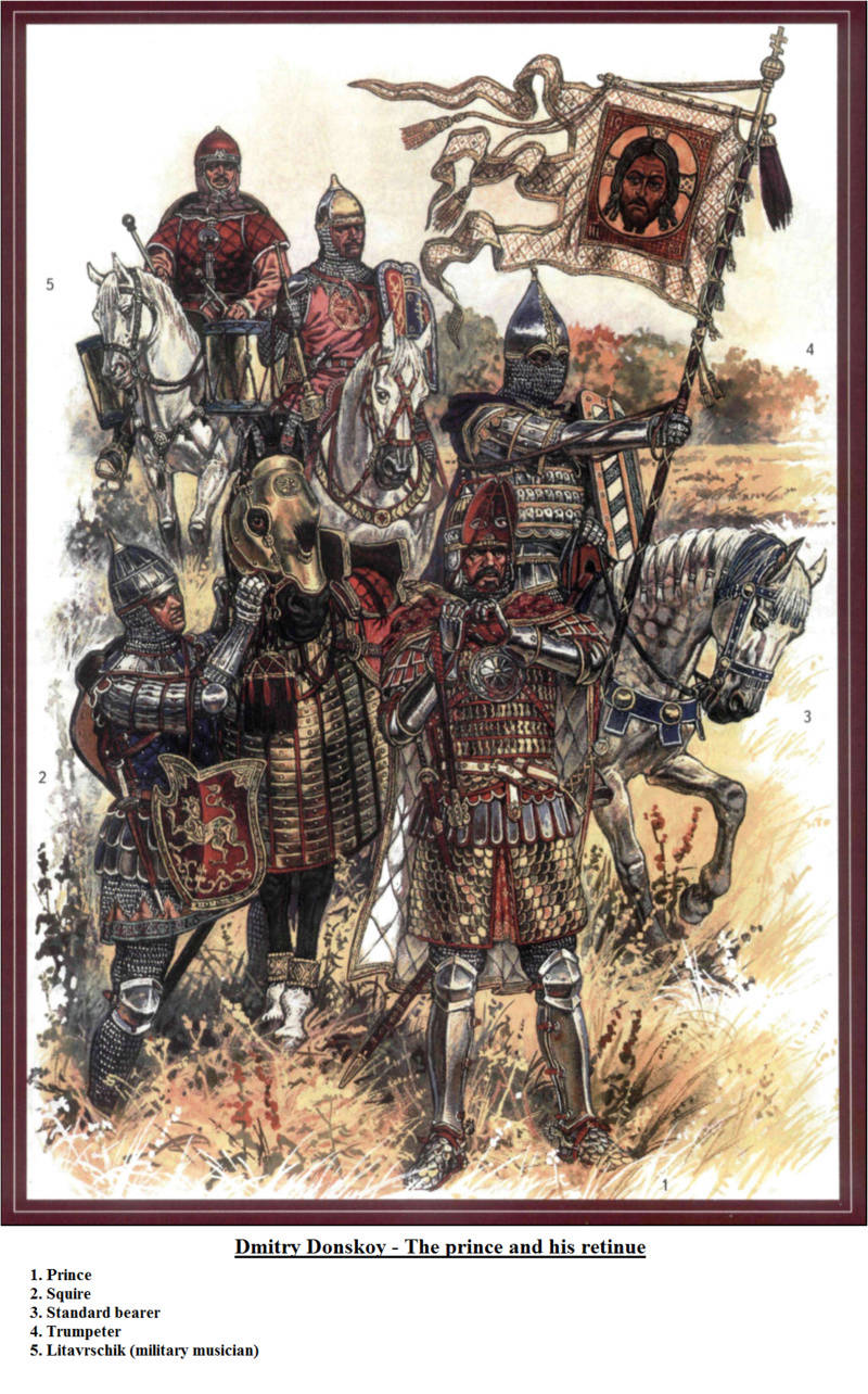 [INSPIRATION] Les Mongols , Tamerlan , Babur Pictur12