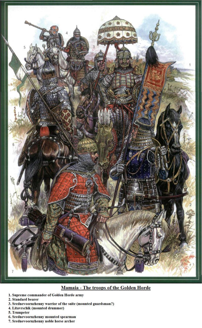 [INSPIRATION] Les Mongols , Tamerlan , Babur Pictur14