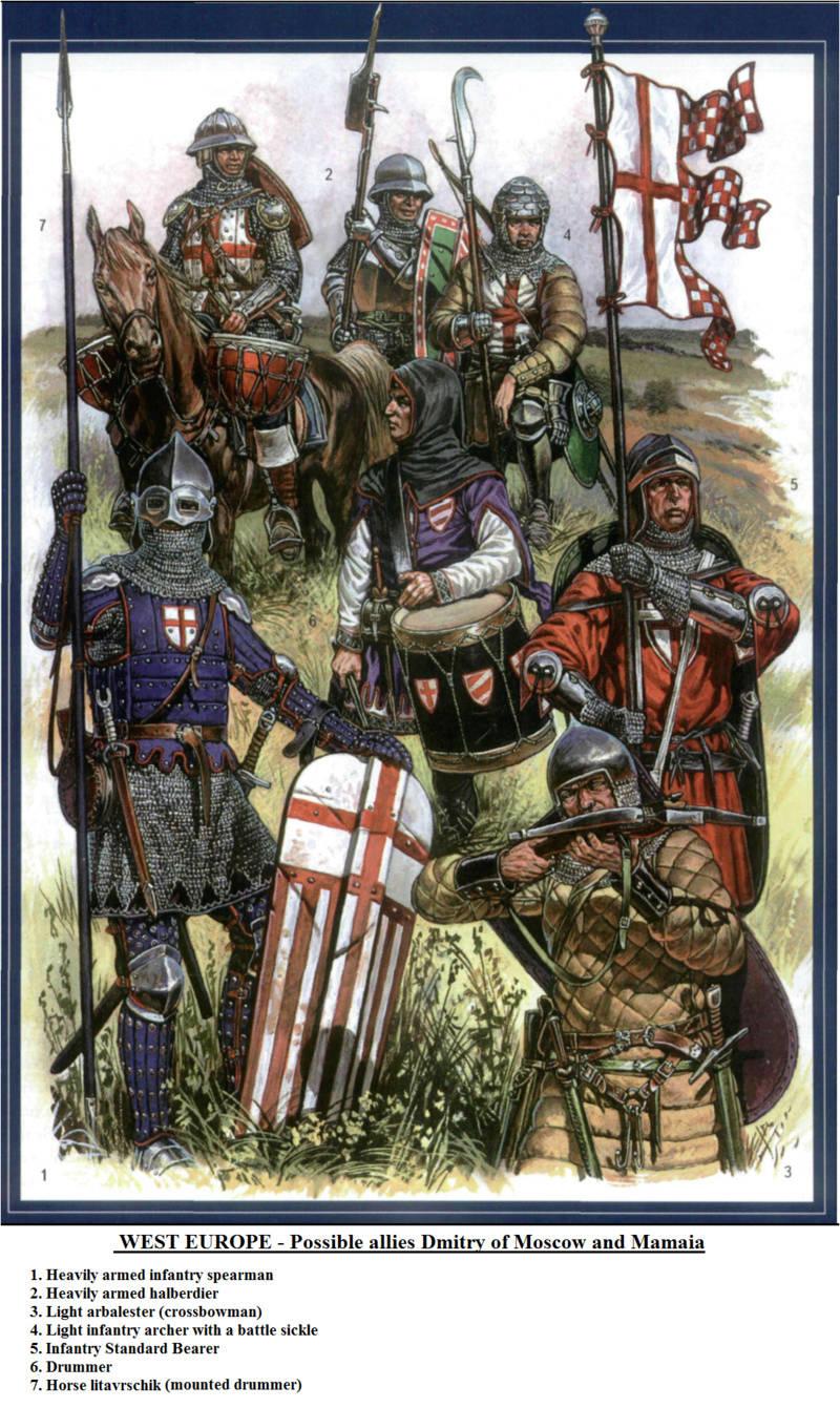 [INSPIRATION] Les Mongols , Tamerlan , Babur Pictur16