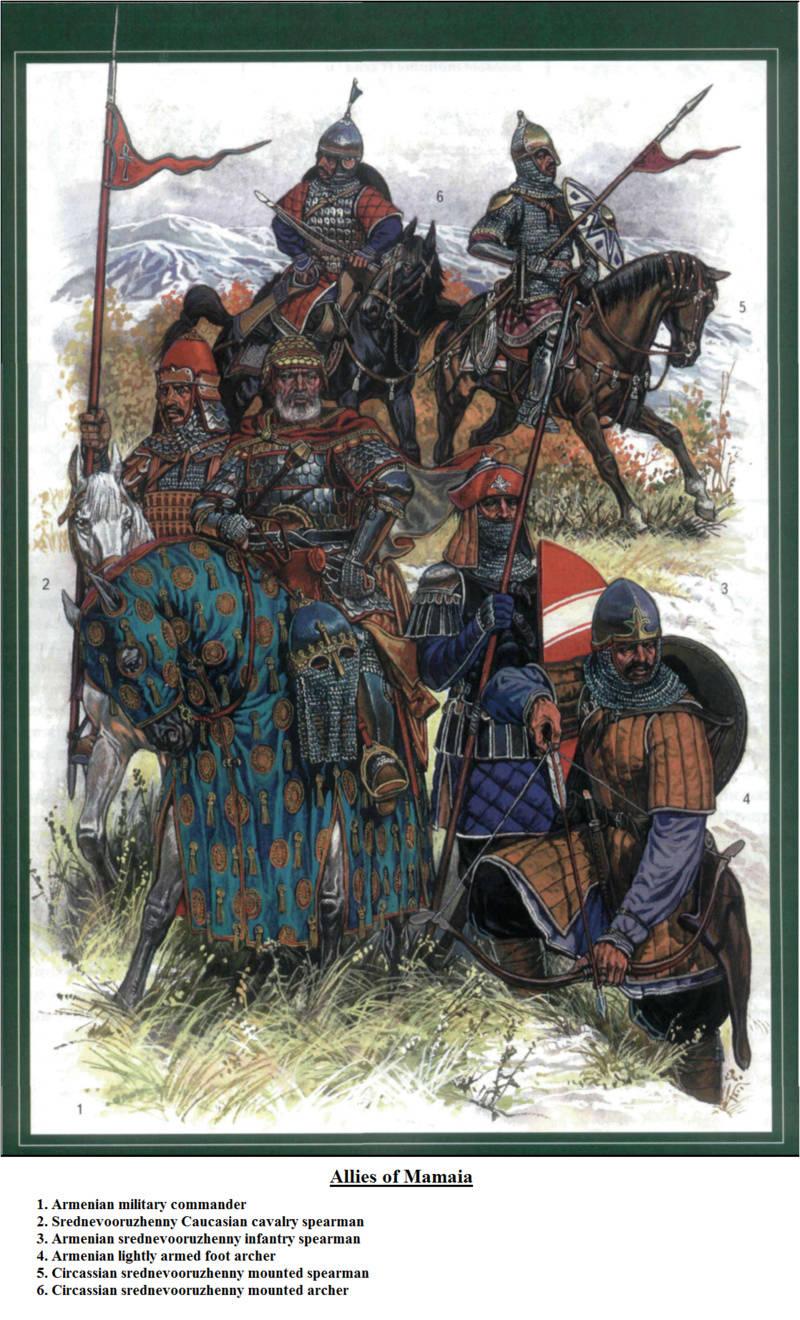 [INSPIRATION] Les Mongols , Tamerlan , Babur Pictur17