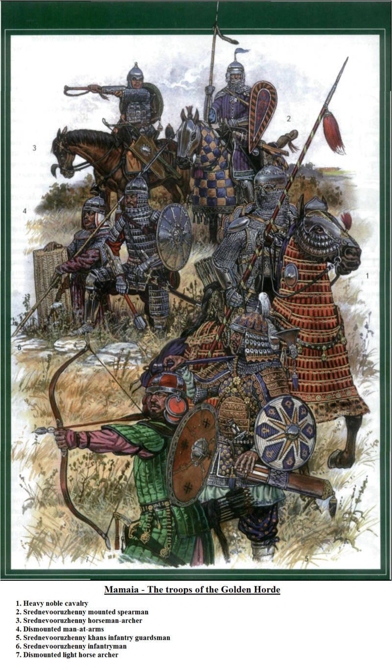 [INSPIRATION] Les Mongols , Tamerlan , Babur Pictur19