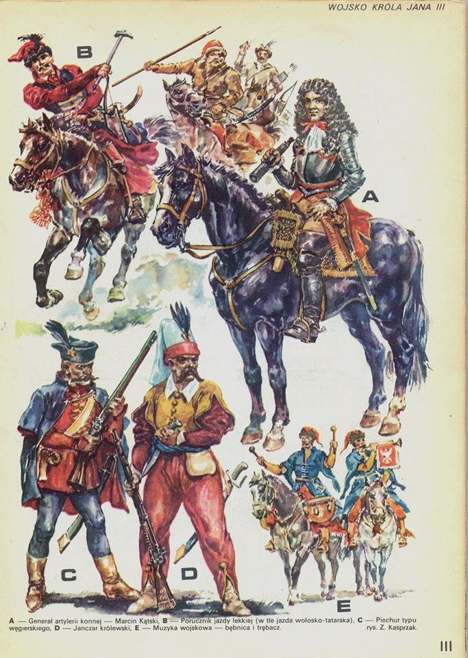 [Inspiration] Le Grand Déluge (Polonais , Tatars , Cosaques , Russes , Ottomans Circa 1650) Planch10
