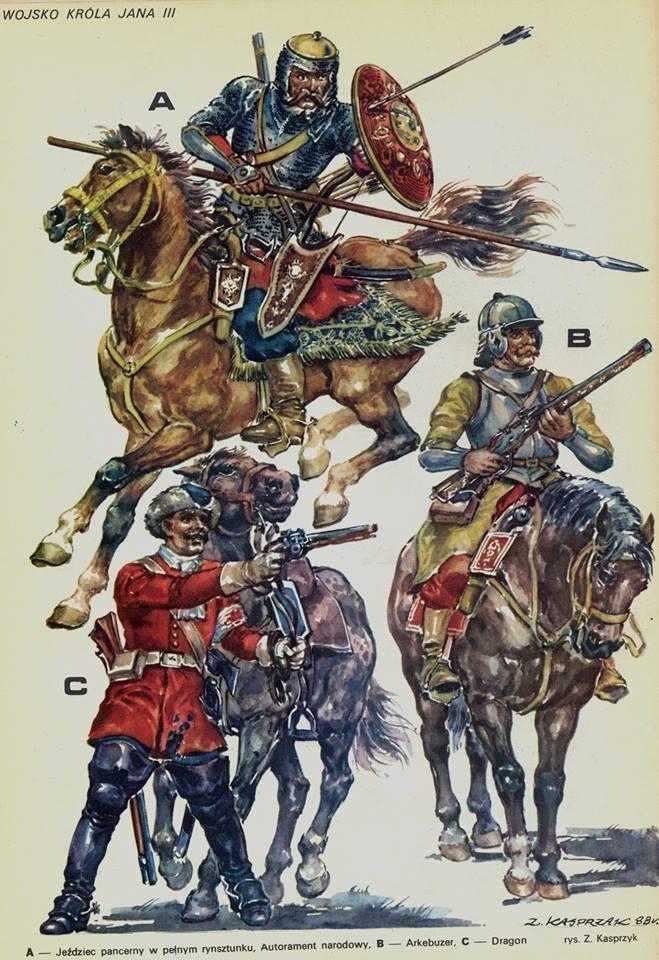 [Inspiration] Le Grand Déluge (Polonais , Tatars , Cosaques , Russes , Ottomans Circa 1650) Planch11