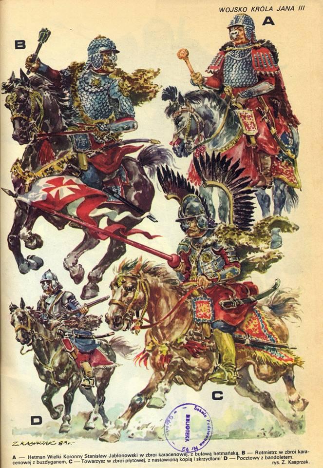 [Inspiration] Le Grand Déluge (Polonais , Tatars , Cosaques , Russes , Ottomans Circa 1650) Planch12