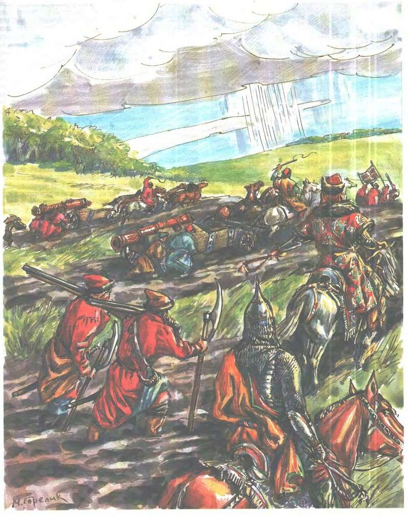 [Inspiration] Le Grand Déluge (Polonais , Tatars , Cosaques , Russes , Ottomans Circa 1650) Rus_ar10