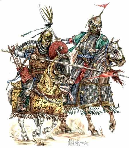 [INSPIRATION] Les Mongols , Tamerlan , Babur Turkes11