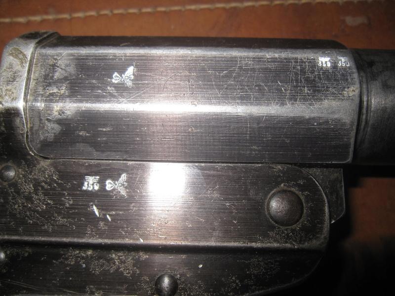 Pistolet Lance fusée Img_2212