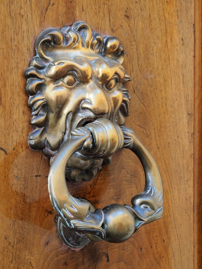 Heurtoirs - Marteaux de portes P4016016