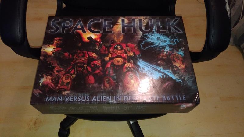 [ECH] Jeux de société SPACE HULK, DUNE, TALISMAN, CLAUSTROPHOBIA Space_10