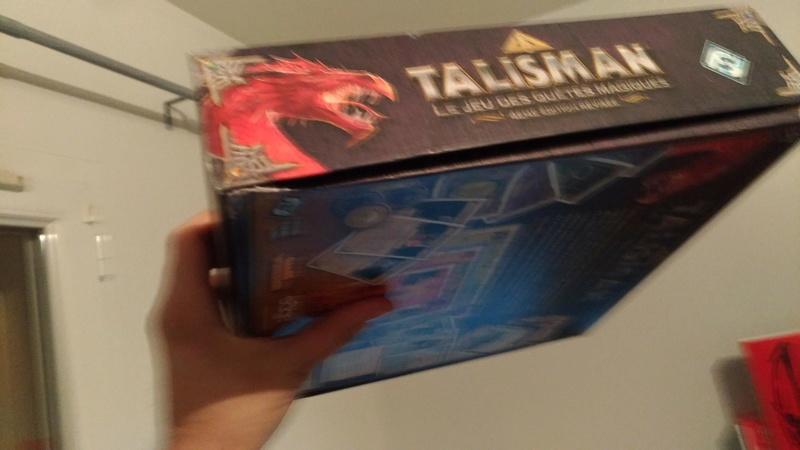 [ECH] Jeux de société SPACE HULK, DUNE, TALISMAN, CLAUSTROPHOBIA Talism12