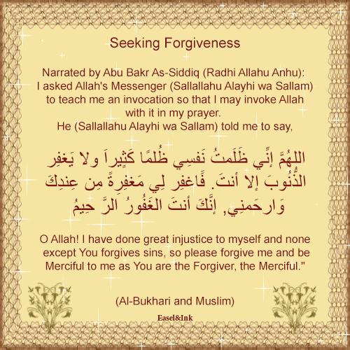 Seeking Forgiveness Seekin10