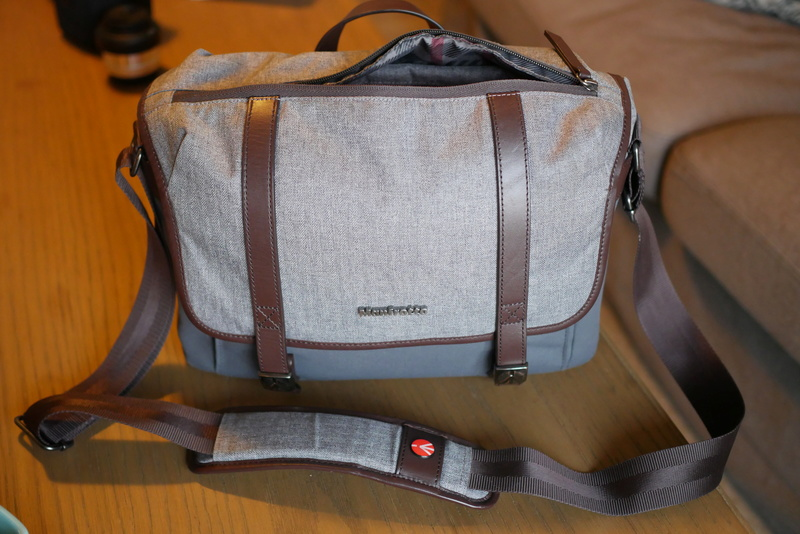 Sac Photo Manfrotto Windsor Messenger S P1090616