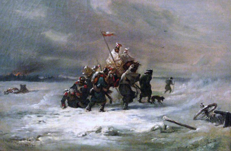 La Mort Blanche (règle d'escarmouche pendant la Retraite de Russie) 15284111