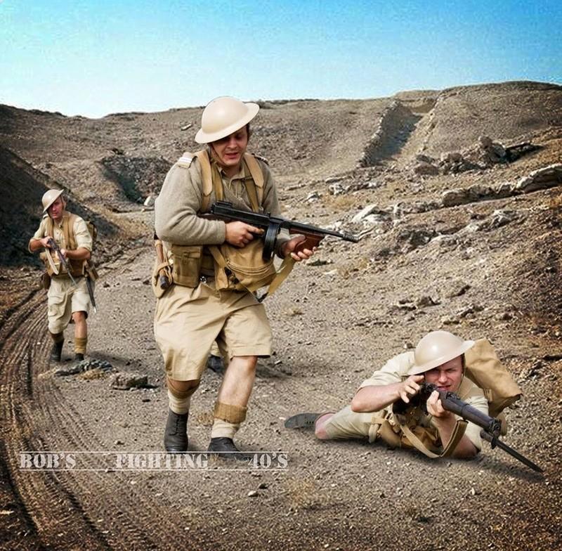 Campagne Afrique du Nord 1942 15823410