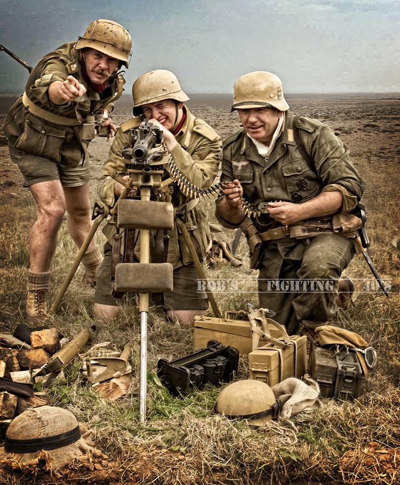 Campagne Afrique du Nord 1942 16002710