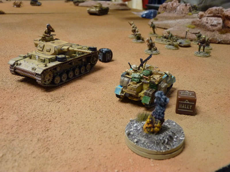 Campagne Afrique du Nord 1942 Tank War (1) P1060310