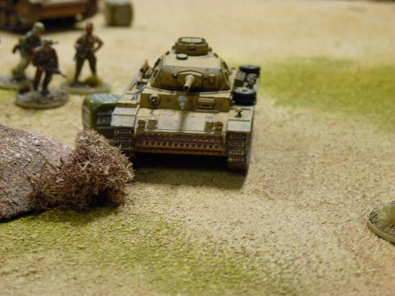 Campagne Afrique du Nord 1942 Tank War (1) P1060631