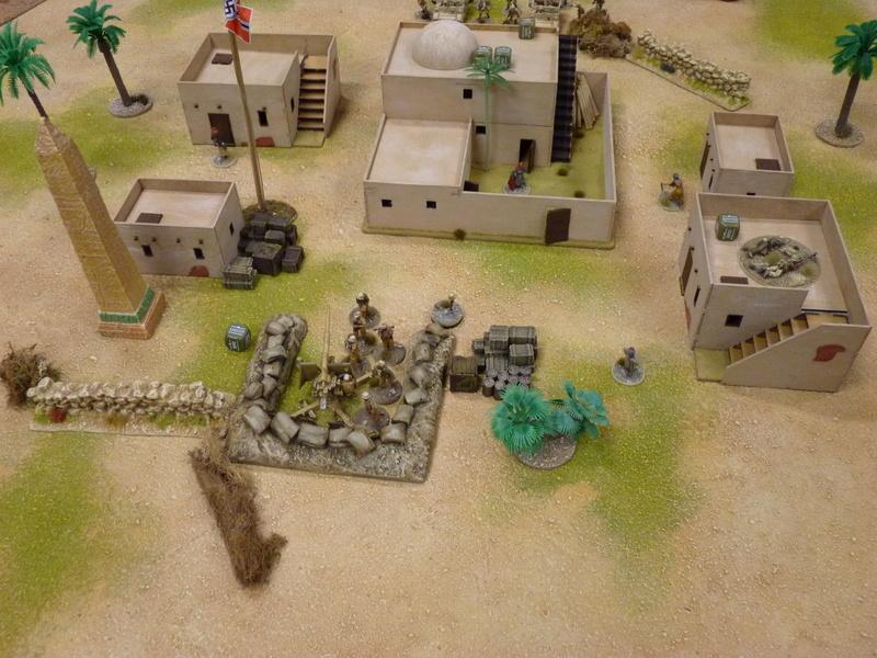 Campagne Afrique du Nord 1942 Tank War, Bolt action - Page 2 P1060860