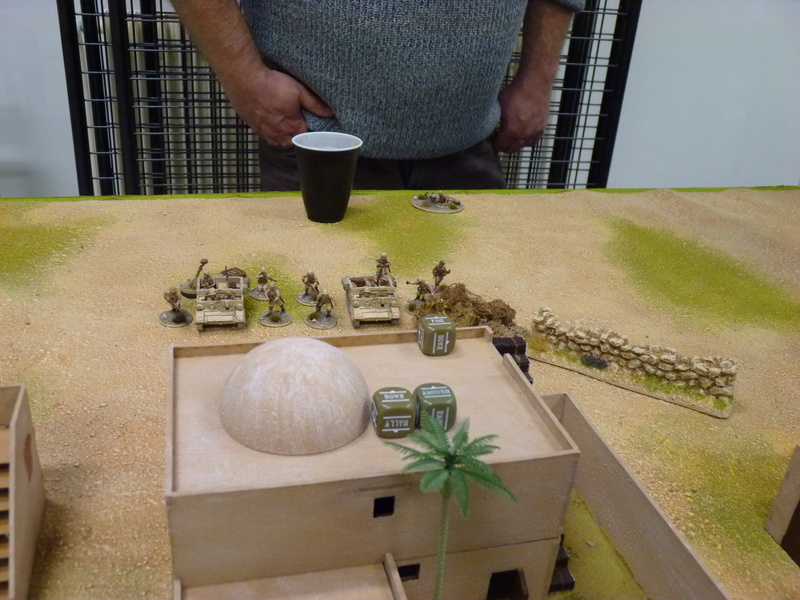 Campagne Afrique du Nord 1942 Tank War, Bolt action - Page 2 P1060863