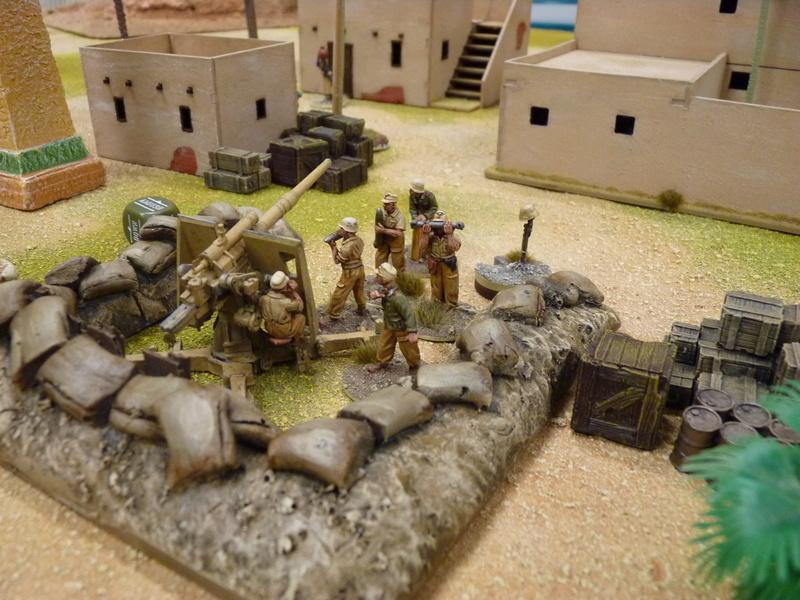 Campagne Afrique du Nord 1942 Tank War, Bolt action - Page 2 P1060866