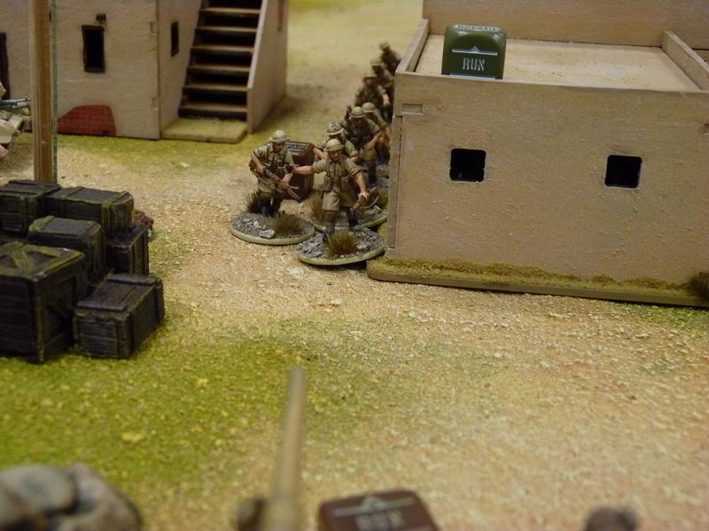 Campagne Afrique du Nord 1942 Tank War, Bolt action - Page 2 P1060875