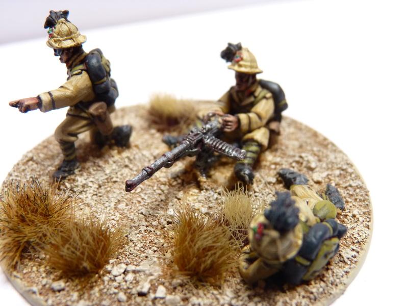 Campagne Afrique du Nord 1942 Tank War, Bolt action - Page 2 P1060916