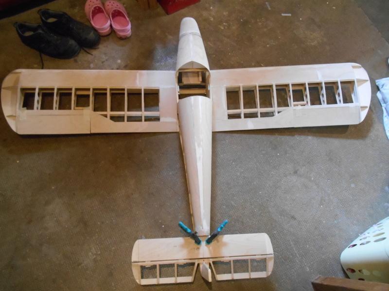 Belle 1ère construction de Frédéric Druine Turbulent Dscn1910