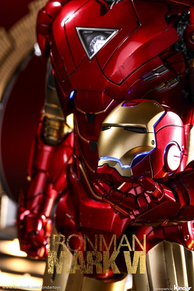 AVENGERS - IRON MAN MARK VI (MMS385DC17) 26055710