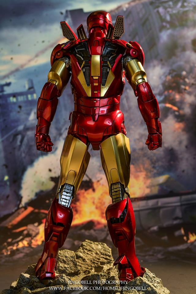 AVENGERS - IRON MAN MARK VI (MMS385DC17) 26055810