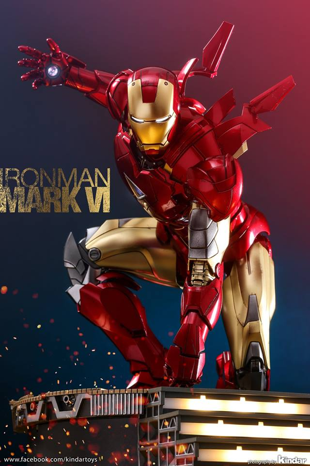 AVENGERS - IRON MAN MARK VI (MMS385DC17) 26169010