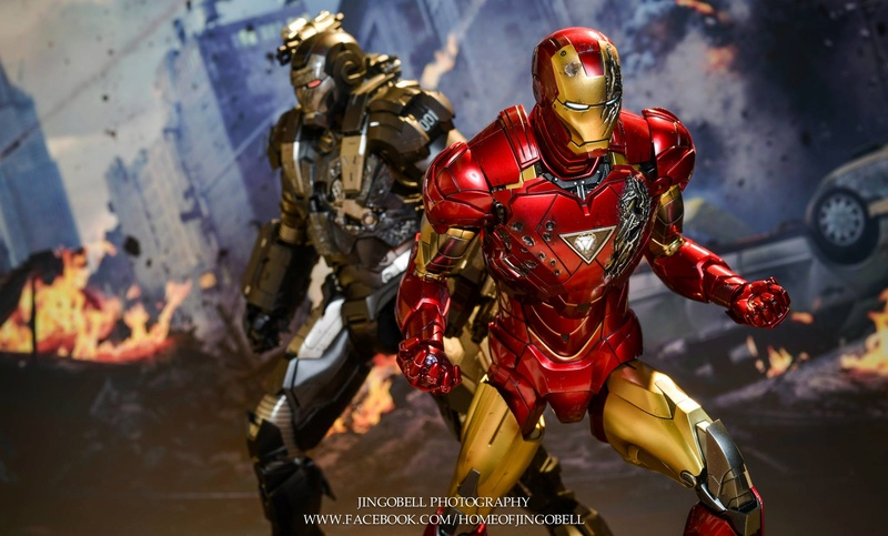 AVENGERS - IRON MAN MARK VI (MMS385DC17) 26170610