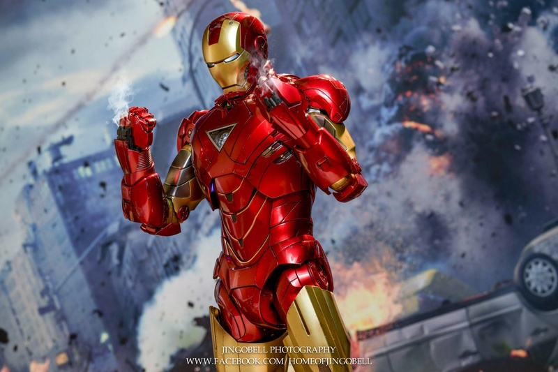 AVENGERS - IRON MAN MARK VI (MMS385DC17) 26171210