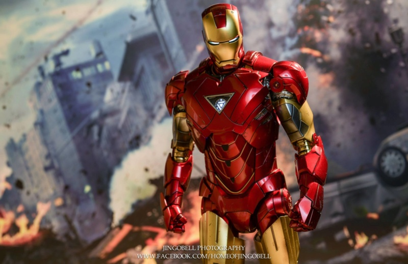 AVENGERS - IRON MAN MARK VI (MMS385DC17) 26233210