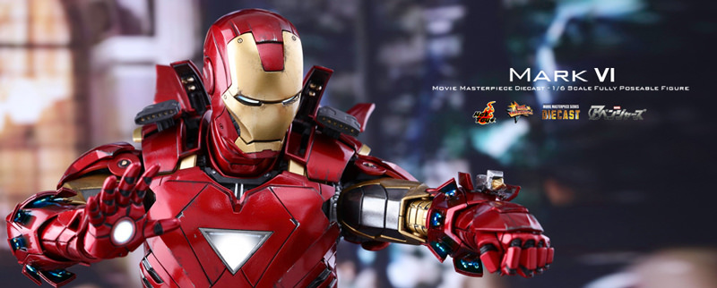 AVENGERS - IRON MAN MARK VI (MMS385DC17) 28579110