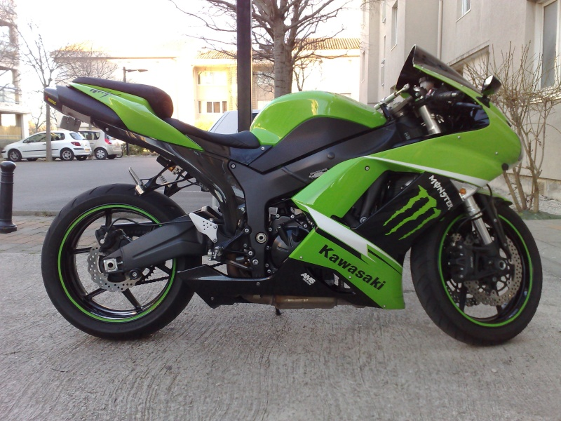 ZX-6R Monster Energy Ohlins - 1198S DUCATI P9 20022017