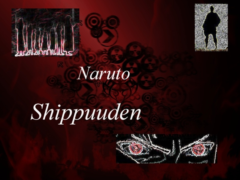 Naruto Shippuuden-The time for training is over...