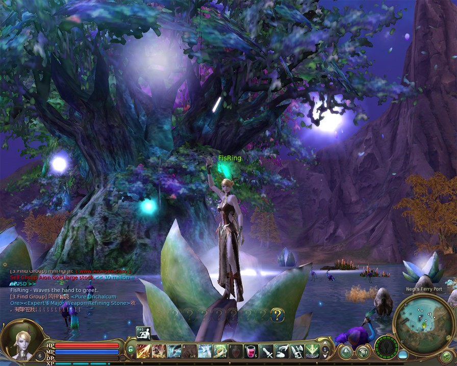 Aion a new mmorpg game Aion10