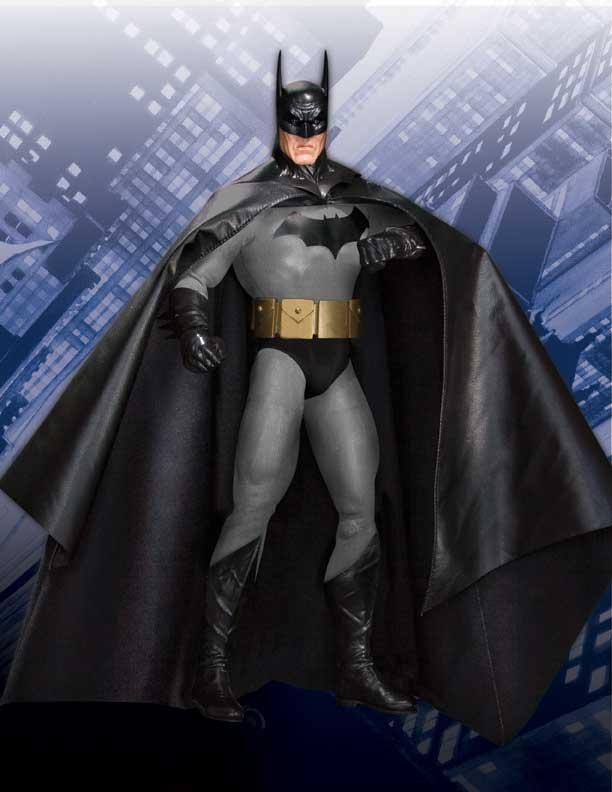 BATMAN (JUSTICE) 1:6 SCALE DELUXE COLLECTOR FIGURE Dcd11112