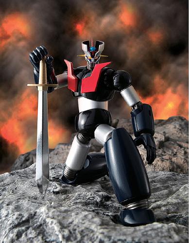 Super Robot Chogokin de Bandai Super-11
