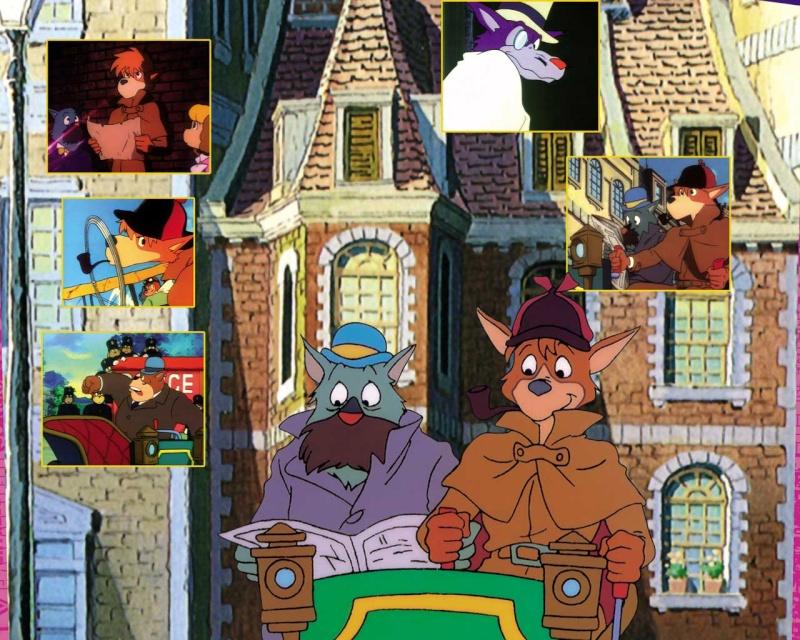 Sherlock Holmes... Histoi10