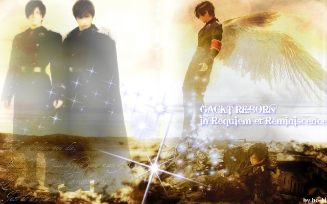 Wallpapers By Hoshi Gackt_10