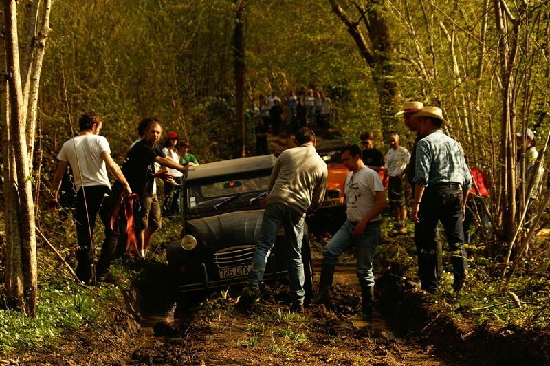 2CV Raid Vernon 2004 Pict0611