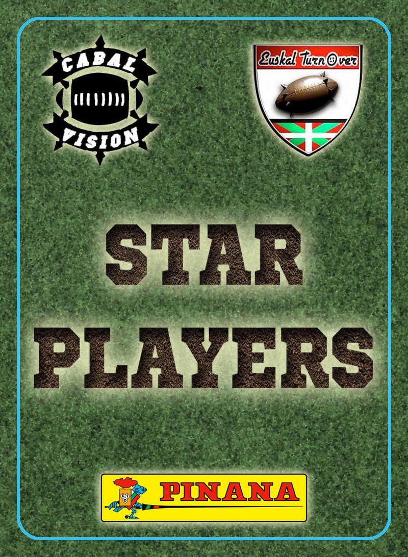 cartes Star Players Dos10