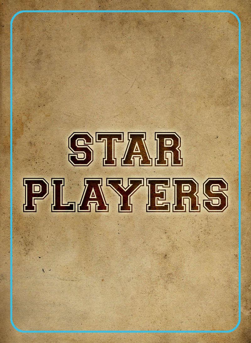 cartes Star Players Dos210