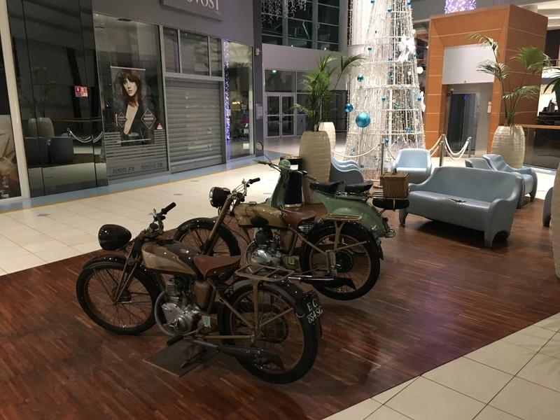 Exposition au centre commercial E.Leclerc de Saint Gilles Croix de Vie (85) du 20 au 25/11/2017 22b3a910