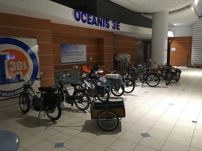 Exposition au centre commercial E.Leclerc de Saint Gilles Croix de Vie (85) du 20 au 25/11/2017 44eeb510