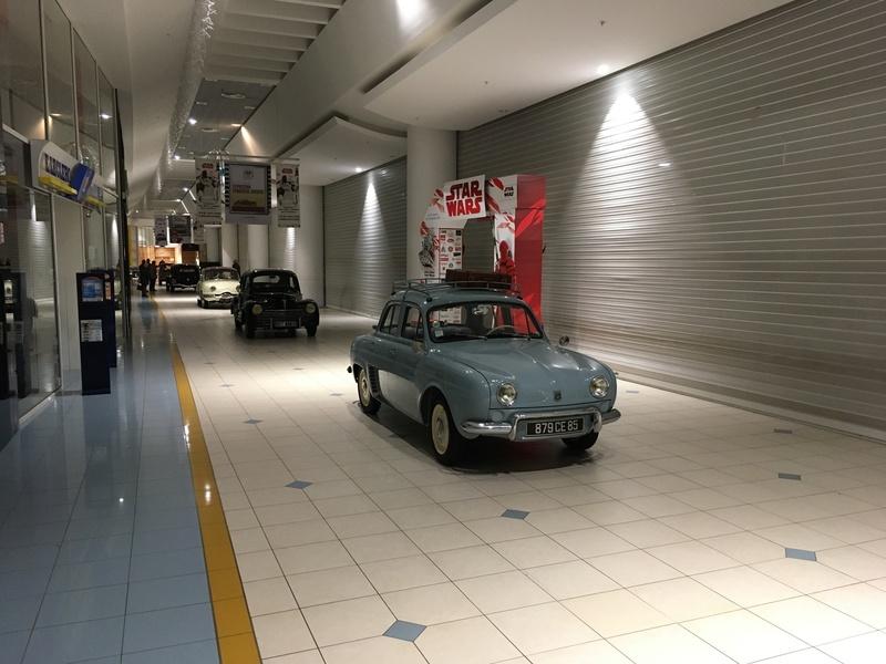 Exposition au centre commercial E.Leclerc de Saint Gilles Croix de Vie (85) du 20 au 25/11/2017 98efc510