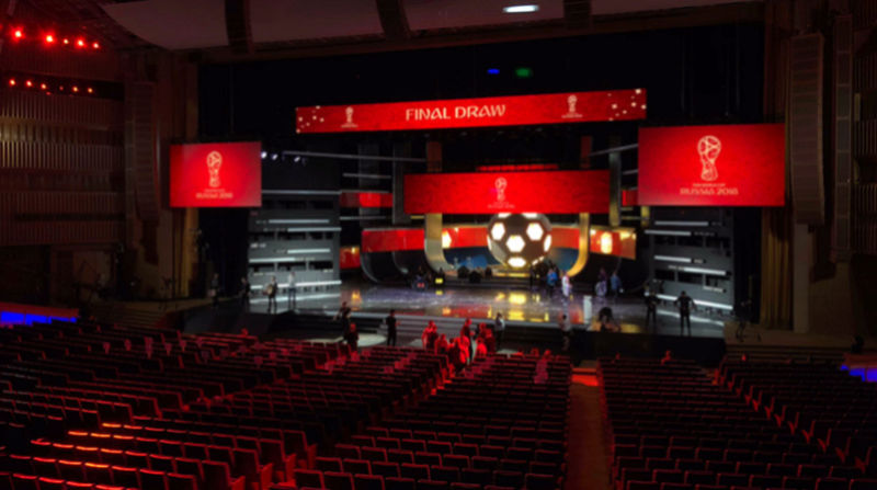 البث المباشر لحفل إجراء قرعة كأس العالم 2018 بروسيا وطريقة إجرائها 14490710