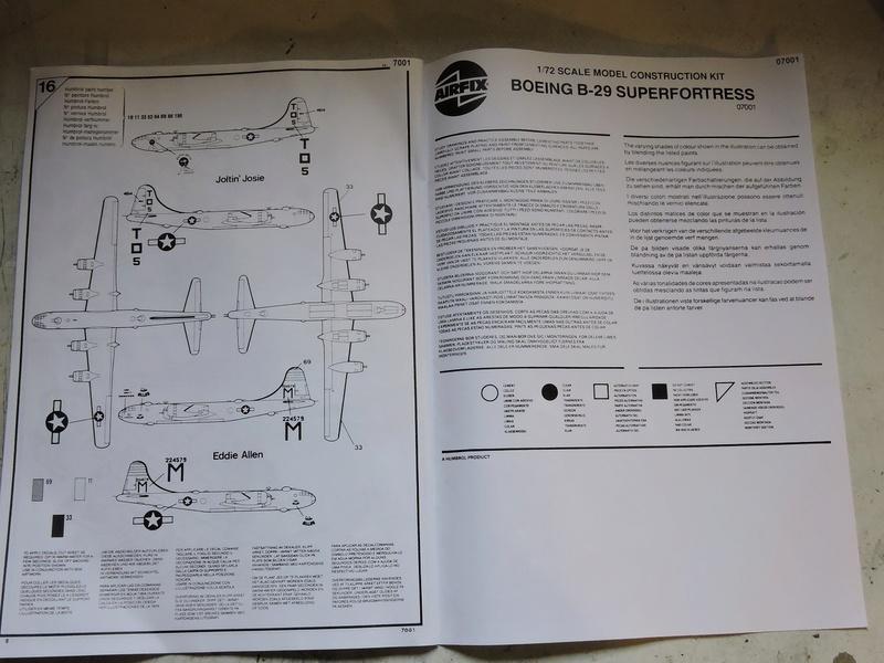 [Airfix] B29 Eddie allen  Boeing14