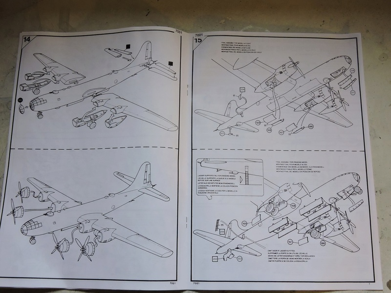 [Airfix] B29 Eddie allen  Boeing15